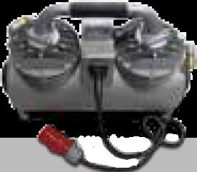 Compresor Plasterman 400V